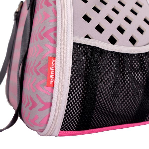 Pet Hardshell Travel Carrier -Pink
