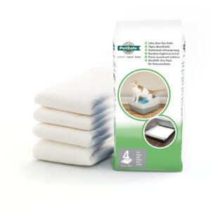 PetSafe Litter Box Pee Pads - 4-Pack