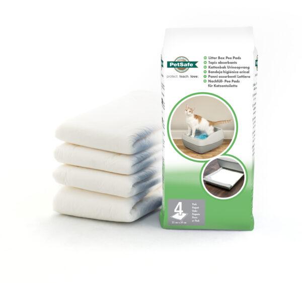 PetSafe Litter Box Pee Pads - 4-Pac