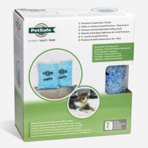 PetSafe Premium Crystal Litter - 2-Pack