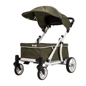 Piccolocane Stroller Crea Wagon Moss Green