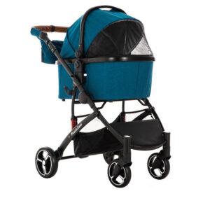 Piccolocane Stroller Carino 2 Melange Blue