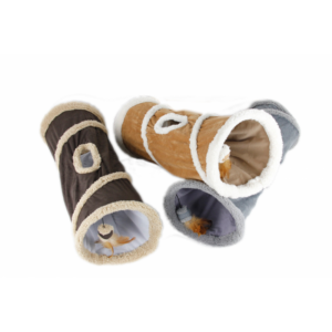 AFP Lambswool - Find Me Cat Tunnel