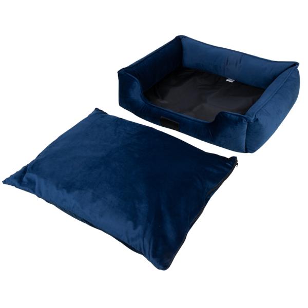 district 70 veluro box bed