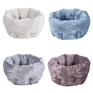 Scruffs Velvet Pet Bed
