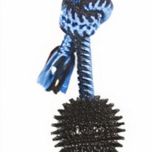 M-Pets Hondentrektouw Twist Prickly Bal 42 cm