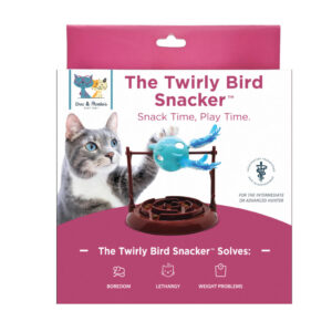 Doc & Phoebe's Twirly Bird Snacker