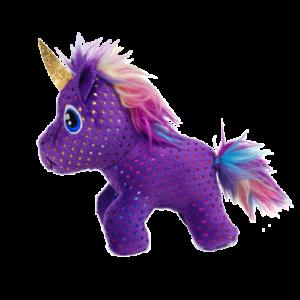 KONG Enchanted Buzzy Unicorn