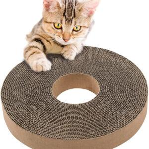 Ferplast onderdeel Kattencircuit Magic Tower 24,5 x 3,5 cm karton bruin
