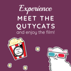 Meet The QutyCats and enjoy the movie